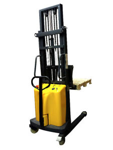 Electric Pallet Lift, Walkie Stackers, Straddle Stackers