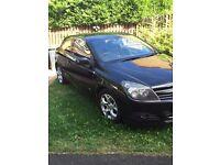 Vauxhall Astra SXi 1.6 petrol Black