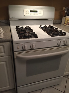 Gas Stove for Sale (White)