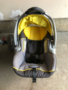 Baby Trend Stroller Travel System with Car Seat