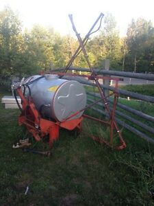 25 foot sprayer