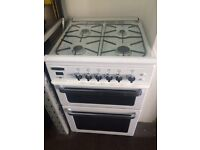 With leisure 60cm gas cooker grill & oven good condition with guarantee