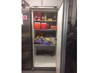 Blizzard 6ft catering fridge spares and repairs