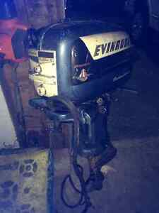 30 hp evinrude engine CHEAP