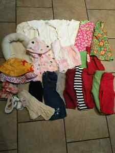 Baby girl lot 3-12 months