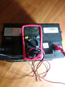 Battery YUASA HEAVY DUTY DIN65L MF CAN DELIVER