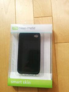 Case mate smart skin pour iPhone 4/4S Noir