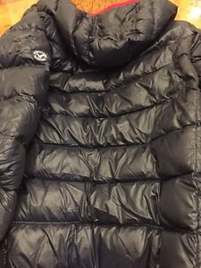 American Eagle men's down jacket size S new condition  Kitchener / Waterloo Kitchener Area image 5