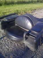 ATV Cargo Box (2up Seat)