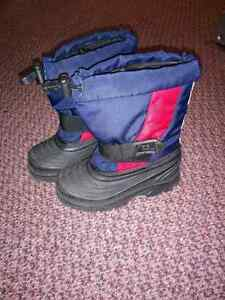 Toddler winter boots Cornwall Ontario image 1