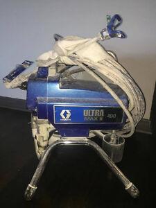 Pompe à peinture Graco Ultra maxII 490