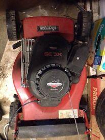 Sovereign 35 XC Petrol Lawnmower