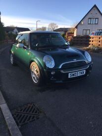 Mini Cooper S JCW John Cooper Works R53 Supercharged