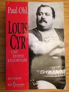 LIVRAISON GRATUITE - LOUIS CYR,  HOMME FORT Quebec
