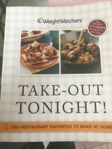 Weight Watchers Take Out Cookbook