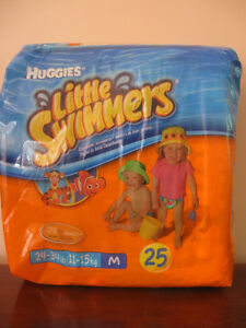 "SWIMMERS ""HUGGIES"" M SIZE"