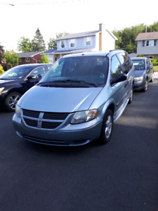 Wheel chair van Dodge Caravan