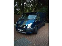 Ford Transit Lx Sport ST van replica