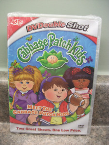 Cabbage Patch DVD Movie