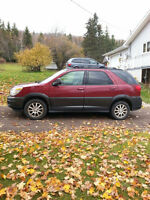 NEW PRICE 2005 Buick Rendezvous SUV, Crossover