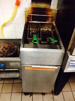 Commercial deep fryer for sale