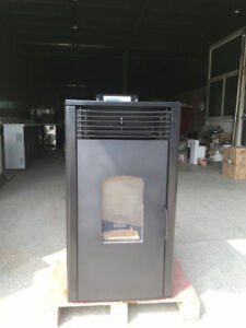 CE 80 000 BTU Pellet Stoves to Ductwork!  Only CDN Supplier!