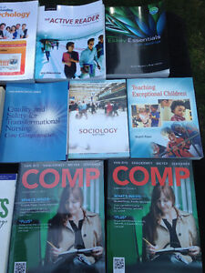 TONS OF TEXT BOOKS.  Social Psych books Etc. London Ontario image 5