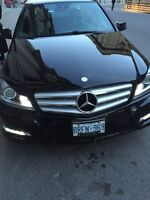 2014 mercedes benz c300 fully loaded one owner