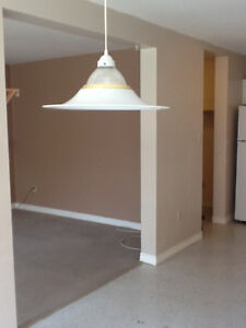 Spacious Two Bedroom in Paris, Ont. Available September 1st.
