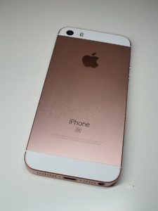 16GB Rose Gold iPhone SE (Rogers/Chatr)