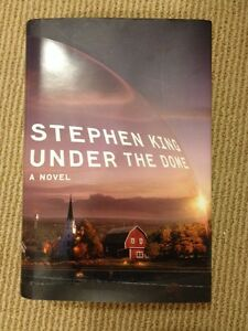 STEPHEN KING-UNDER THE DOME-$20.00
