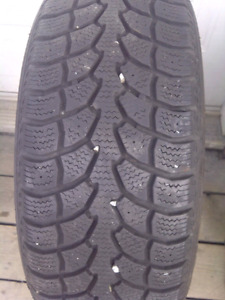 Size 16 winter tire!!