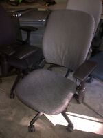 Steelcase Leap chair (3 available). Best chair on the market!!!