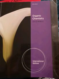 Excellent Organic Chemistry book by John E McMurry