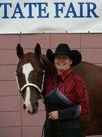 PROFESSIONAL HORSE TRAINING, CLINICS AND RIDING LESSONS