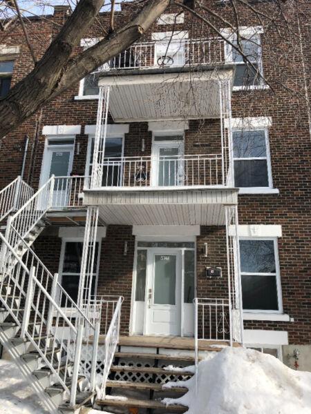 Logement à Louer 5 1/2 / Apartment for Rent Plateau Mont ...
