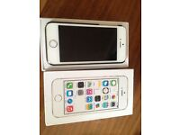 iPhone 5s ee 16gb full working order but home button