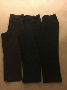 3 pairs women's dress pants size 18 petite