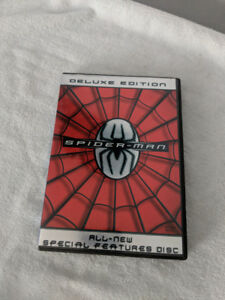Spiderman Special Feature Disc- Deluxe Edition Dvd