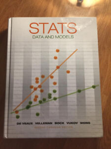 Stats: Data and Models, Second Canadian Edition