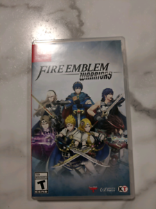 Fire Emblem Warriors for Nintendo Switch (Used)