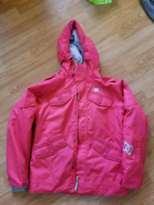Size small ladies DC Shell jacket