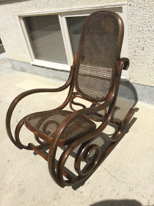 Thonet Rocking Chair