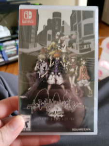 The World Ends With You (Switch)