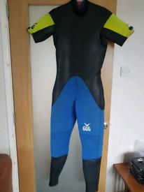 Gul wetsuits x 2