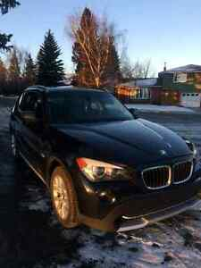 2012 BMW X1 Black AWD