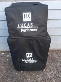 HK performer lucas audio excellent condition