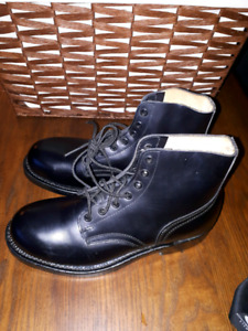 Army Ankle Boots