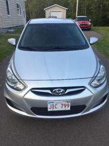 Hyundai Accent - quality used car well maintained