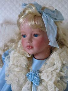 "1991 BRIANNA 24"" Doll - Poupée - Elke Hutchens Elke's Originals"